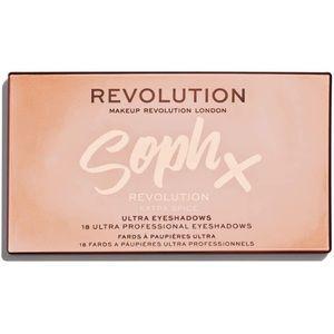 Revolution Soph X Extra Spice Pallete
